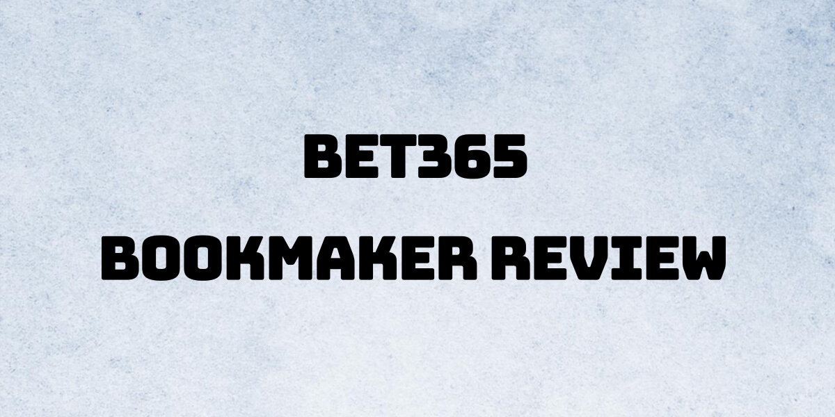 Bookmaker Sports Betting Review