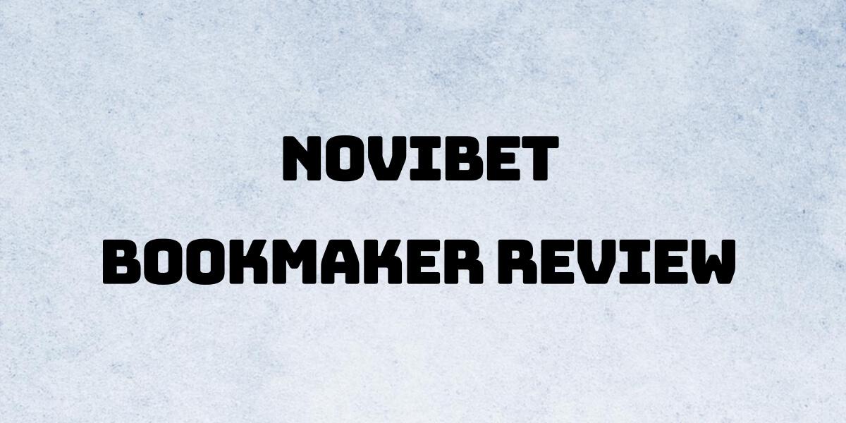 Novibet Review