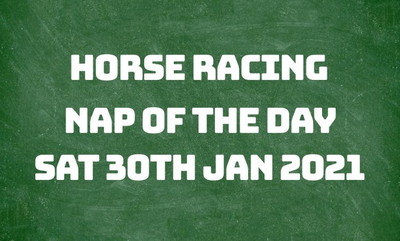 Nap of the Day - 30th January 2021