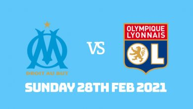 Betting Preview: Marseille v Lyon