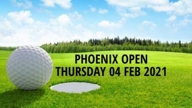 Phoenix Open - 4th Feb 2021