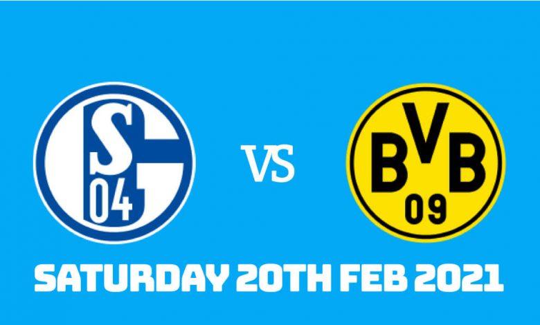 Betting Preview: Schalke vs Dortmund