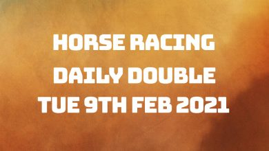 Daily Double - 9th Feb 2021