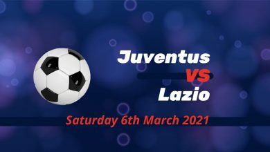 Betting Preview: Juventus v Lazio - Saturday 6th March at 7.45 pm