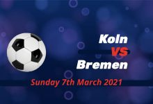 Betting Preview: Koln v Bremen - Sunday 7th March at 2.30 pm