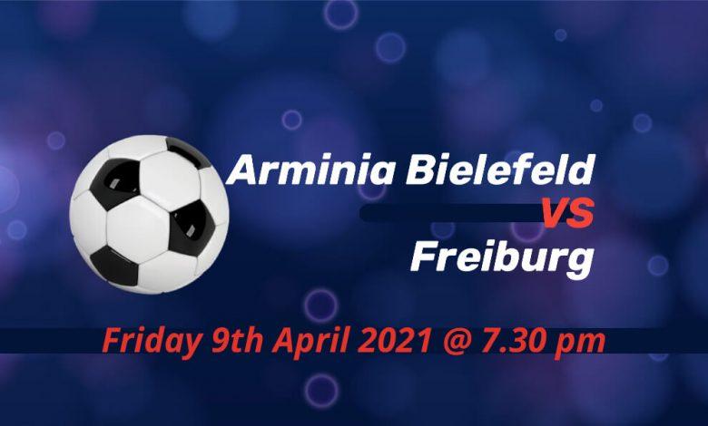 Betting Preview: Arminia Bielefeld v Freiburg