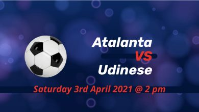 Betting Preview: Atalanta V Udinese