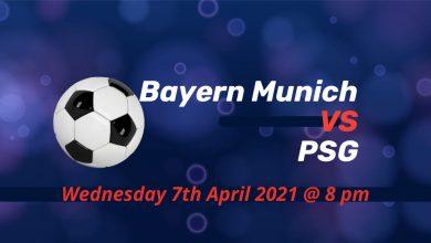 Betting Preview: Bayern Munich v PSG