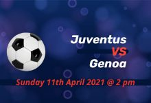 Betting Prediction: Juventus v Genoa