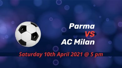 Betting Preview: Parma v AC Milan