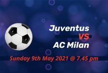 Betting Preview: Juventus v AC Milan