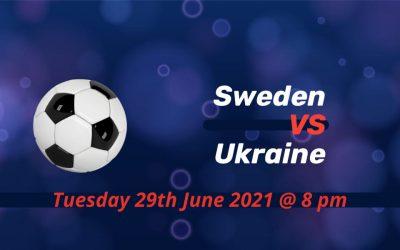 Betting Preview: Sweden v Ukraine EURO 2020