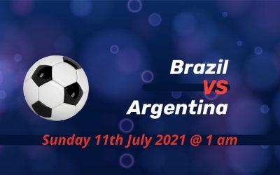 Betting Preview: Brazil v Argentina Copa America FINAL 2021