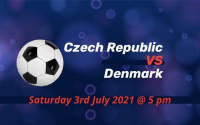 Betting Preview: Czech Republic v Denmark EURO 2020